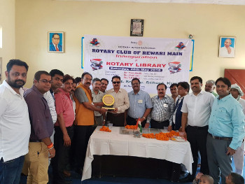 Other Activities, Rotary Club Rewari